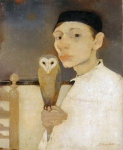 Jan Mankes  Self Portrait